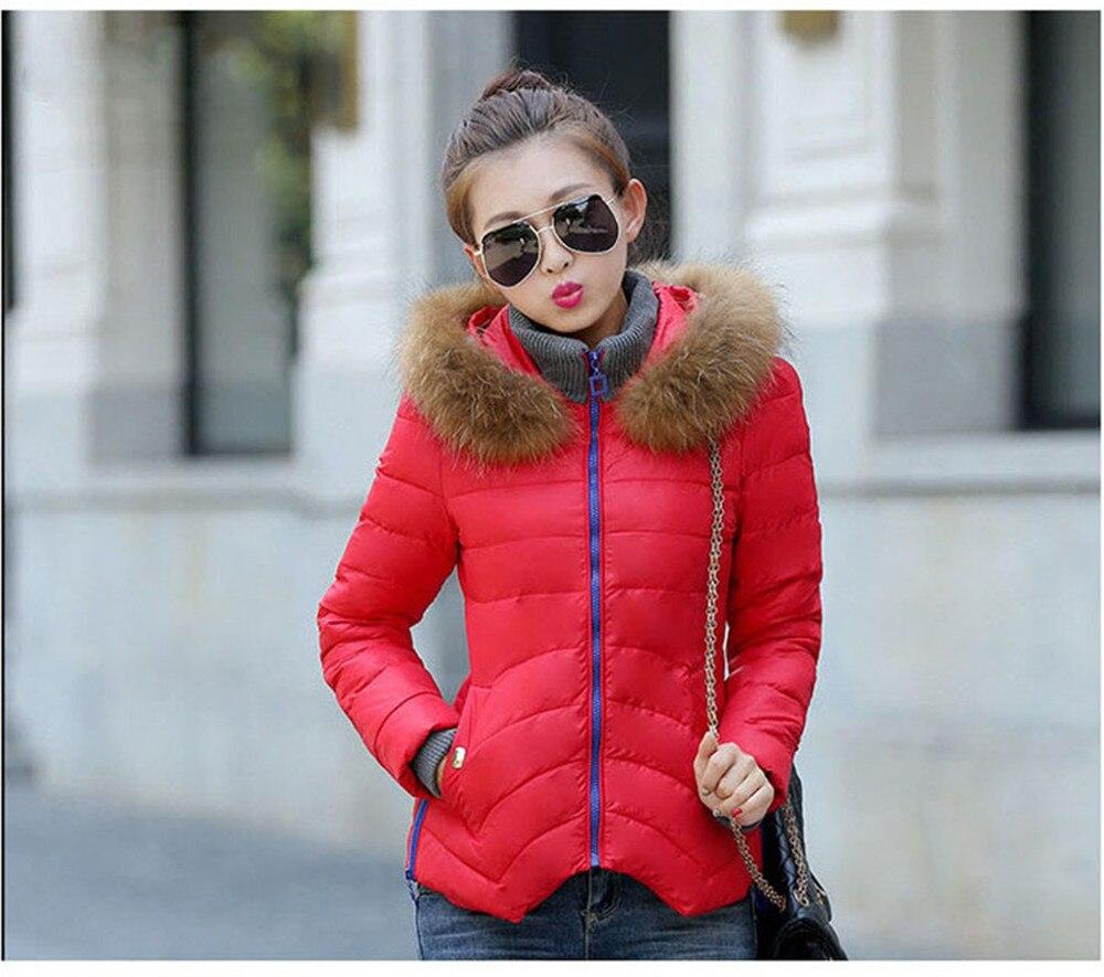 2016 Kadın Kış Ceket Şapka Kapşonlu Ayrılabilir Tüy Kaz Coats Aşağı Parkas Dalga Panço Standı Kürk Yaka Sıcak Ince Ceketler