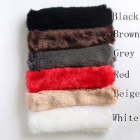 Six Colors 1 6 Ladies Female Stair Soldier Fur Shawl Cuff Models For 12 Inch Phicen