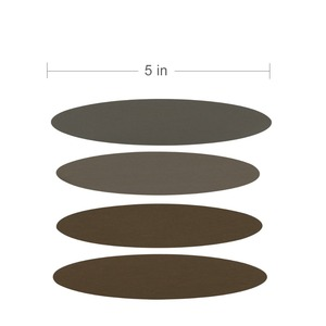 """Image 2 - 40 pcs 5 Inch Nat Droog Schuurpapier 80 tot 7000 Diverse Grutten + 1 pc 5 """"Hand Schuurblok voor Houten Meubelen Afwerking, metalen Schuren"""