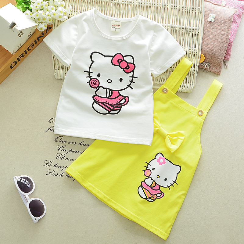 2pcs-Girls-Dress-Hello-Kitty-Lovely-Princess-Kids-Dresses-for-Girls-2017-Summer-Toddler-Girls-Clothing-Sets-Kids-Clothes-Z10-4