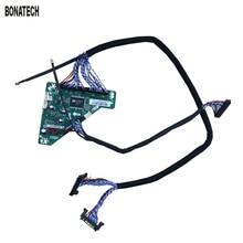 O lcd universal conduziu a tela 120hz gire a placa pl. ms6m30k.1 com cabo da tela para a tela do lg/samsung