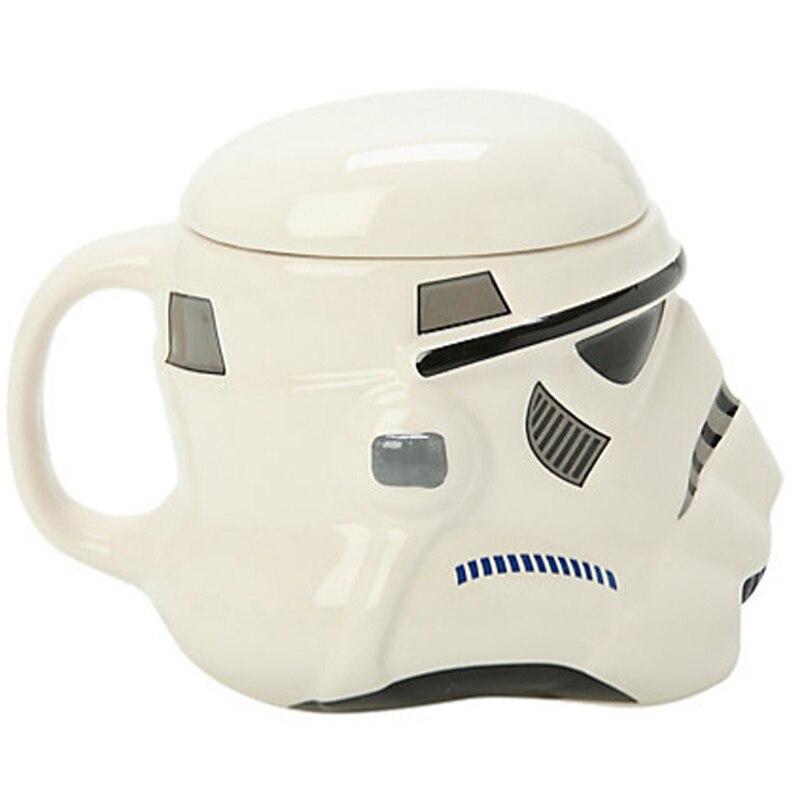 FREE Postage Official Star Wars 3D Stormtrooper Mug