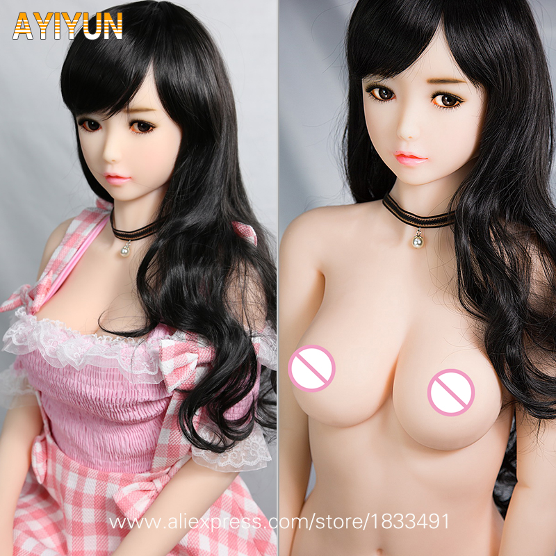 AYIYUN 110cm 135cm Sex Dolls Robot Japanese Anime Full Oral Love Doll Realistic Adult for Men Toys Big Breast Sexy Mini Vagina lure real tpe sex dolls 165cm skeleton japanese adult anime oral love doll realistic vagina toys for men sexy big breast