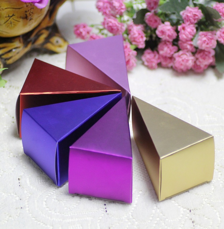 100pcslot Small Candy Gift Box For Wedding Planner Diy Party