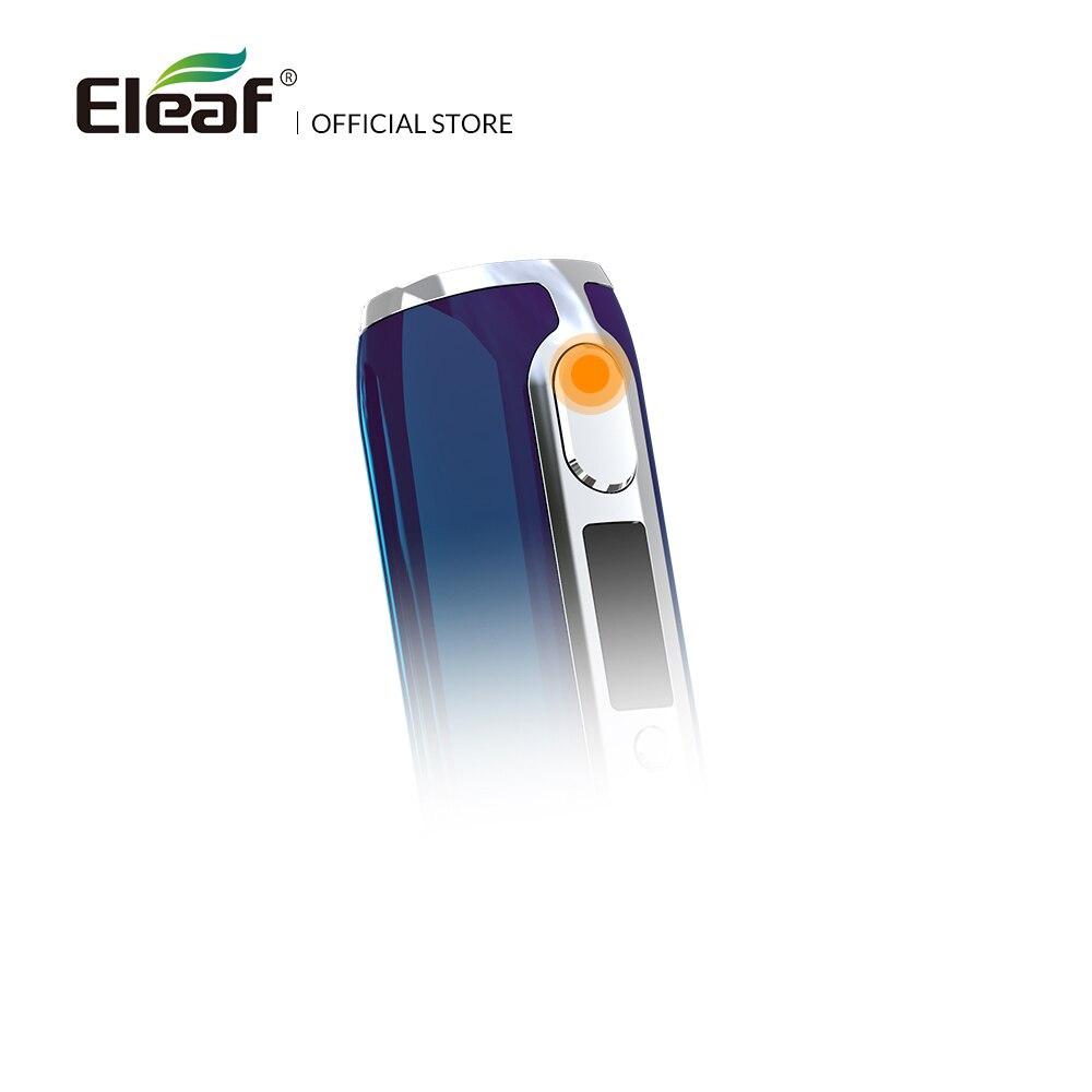 [FR] Original Eleaf Istick Rim Battery With Built In 3000mah Battery Box Mod 80W Wattage Electronic Cigarette