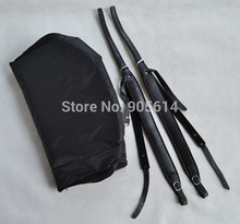 Gig CASE Bag and Leather Accordion straps for 120 Bass NEW