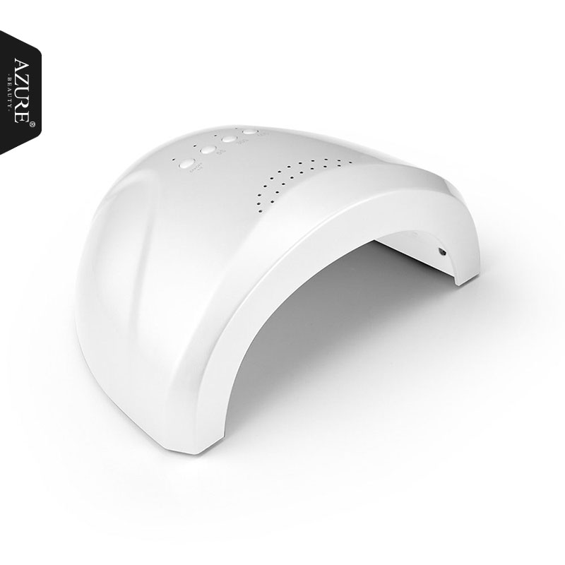 Azure Beauty Sunone Professional Nail Dryer 48W Time Setting Nail Dryer Lamp For All Types Nail Gel UV Gel LED Gel Nail Machine new professional dc 12v 2a 24w uv led nail lamp nail dryer unique design intelligent induction three setting buttons an adapter