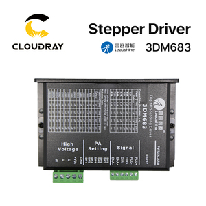 Image 4 - Cloudray Leadshine 3 Fase 3DM683 Stappenmotor Driver 20 60VDC 0.5 8.3A