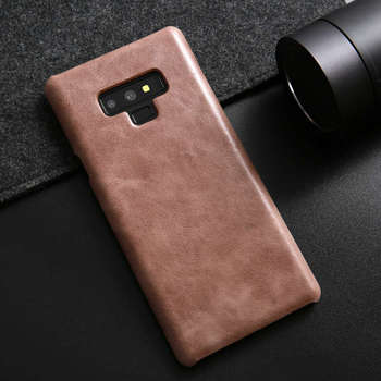 Note 9 Thin Leather Case