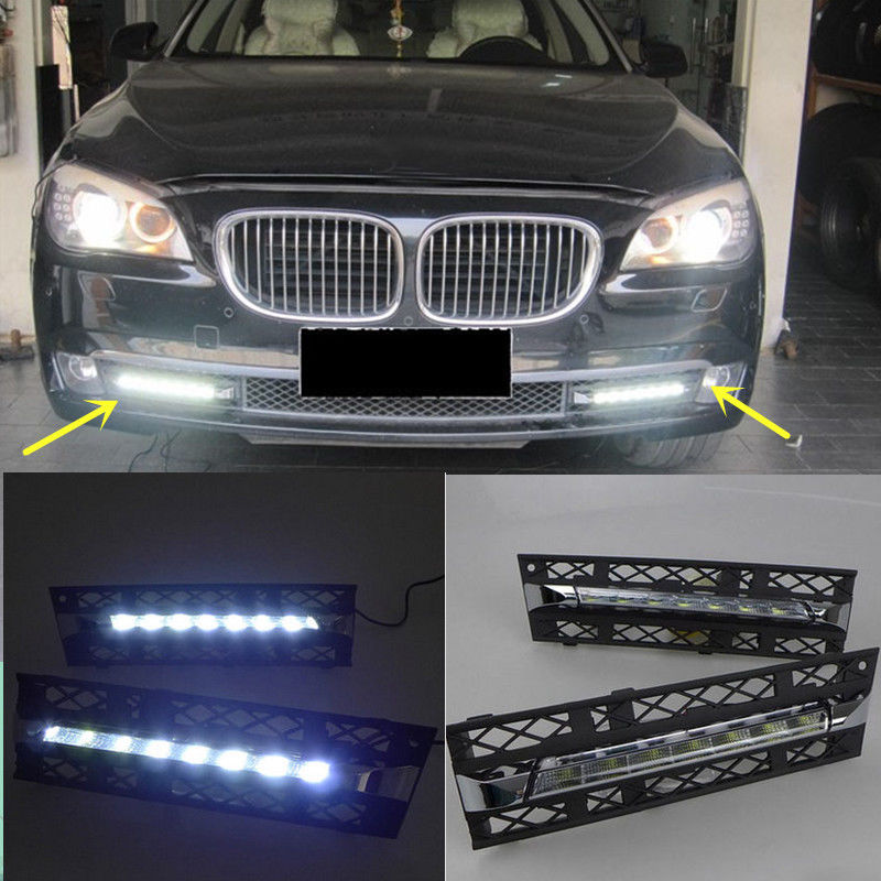 Car DRL Kit For BMW F01 F02 7 Series 730i 740i 750i 760i
