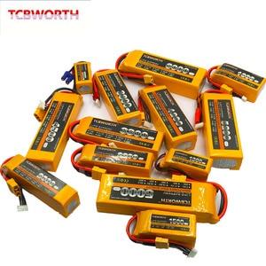 Image 5 - Nieuwe Nano 4S Rc Lipo Batterij 14.8V 1100 1300 1500 1800 2200 2800 3300Mah 25C 35C 60C voor Rc Vliegtuigen Quadrotor Auto Drone Vliegtuig