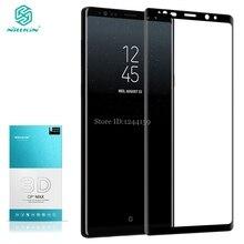 Nillkin 3D Cp + Max Full Bao Kính Cường Lực Dành Cho Samsung Galaxy Note 9 Chống Nổ Tấm Bảo Vệ Màn Hình Cho samsung Note9 6.4 Inch