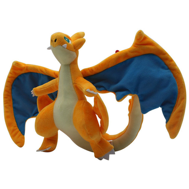 25 CM Charizard Venusaur pokemon Plush toys  cute Dolls  Stuffed Plush Kids Toys Gift 2