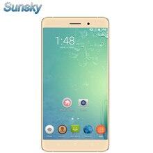 Майя 5.5 дюймов HD Android 6.0 Смартфон BLUBOO MTK6580 Quad Core 2 ГБ RAM 16 ГБ ROM 3 Г GSM GPS 8.0MP 13.0MP Камеры Мобильного телефон