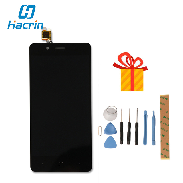 For BQ Aquaris X5 Plus LCD Display Touch Screen 5.0'' New Digitizer Glass Panel Assembly Replace Screen For BQ Aquaris X5 Plus