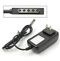 EU US Plug AC DC 12V 2A Home Travel Charger Power Supply Adapter For Microsoft Surface