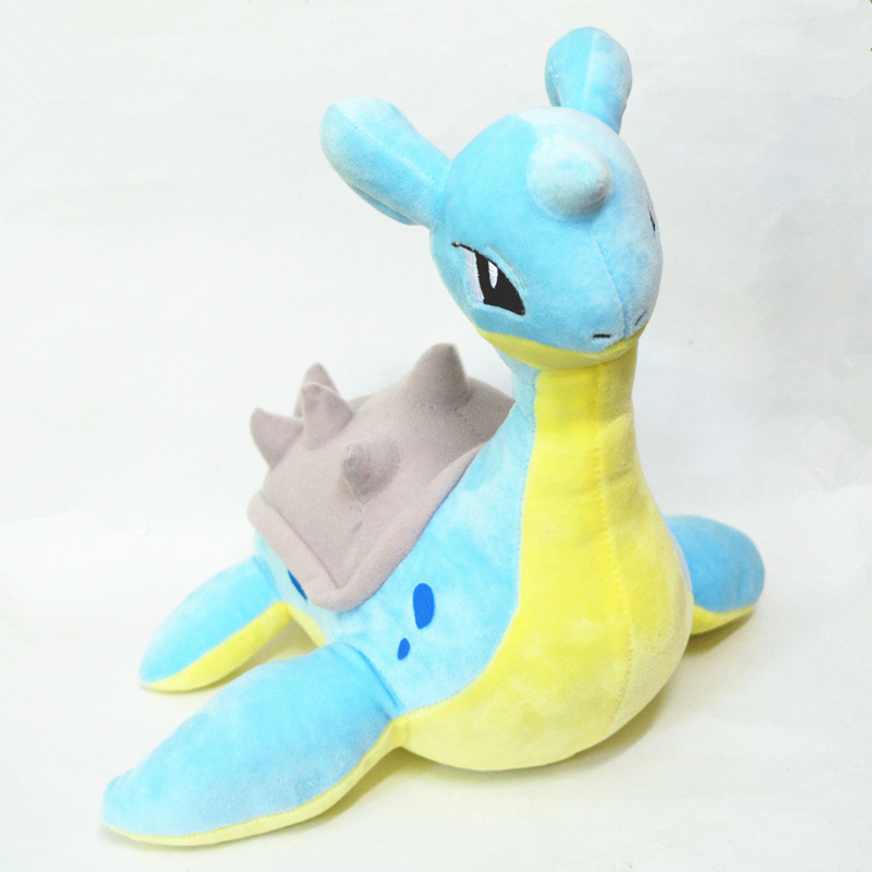 купить Lapras 26cm Plush Doll Soft Anime Dolls For Children The Best Gifts Stuffed Toy недорого