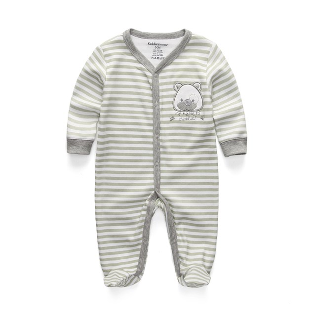 Милый детский комбинезон удобная одежда для новорожденных 0-9 м одежда для малышей, новорожденных одежда для малышей - Цвет: baby Cuddlies2