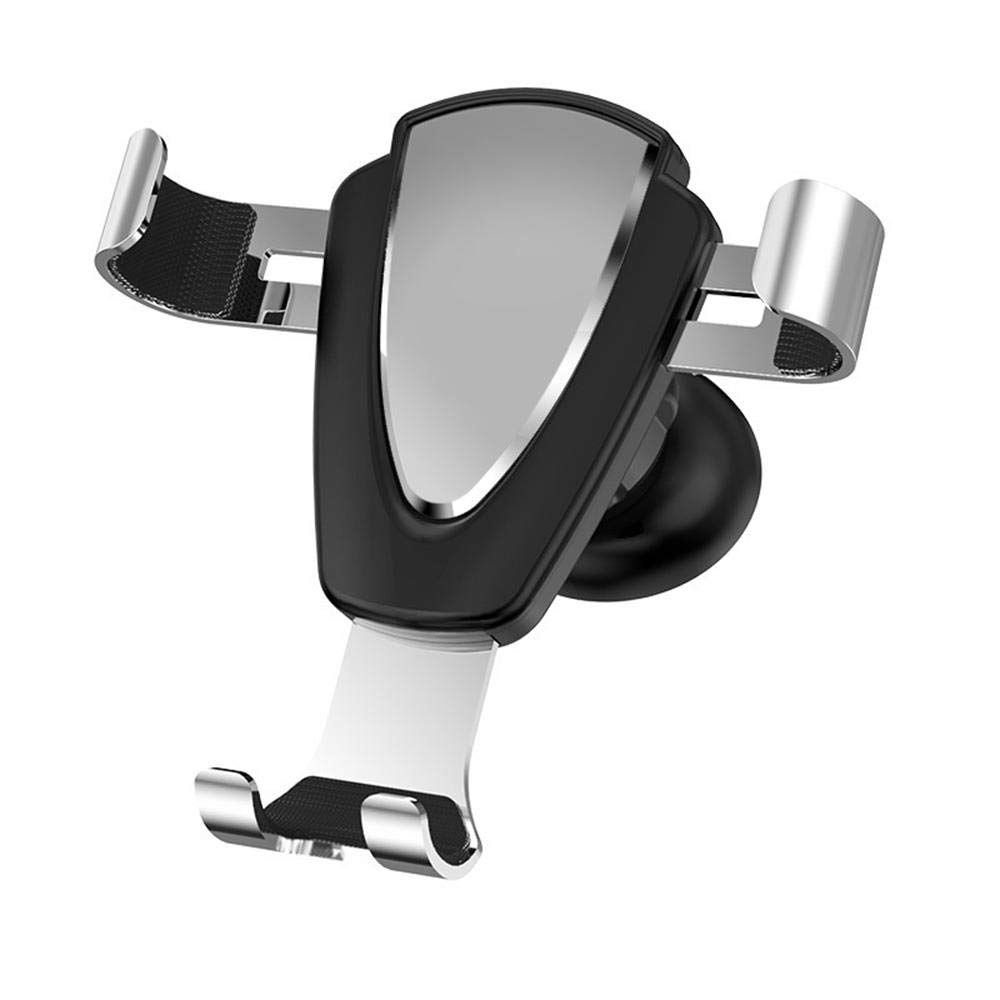 Henzarne Cell Phone Holder for Car vent,Gravity phone Holder Car Air Vent Mount Hands Free Auto Lock for IPhone and samsung mobile phone car vent holder