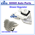 Free shipping Heater Blower Resistor for VOLVO S60 S70 V70 S80 XC70 XC90 OEM 8693262 / 9171541