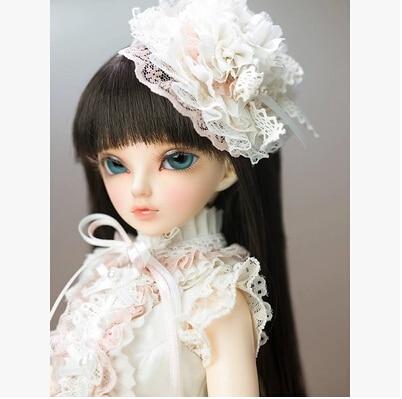 1/4 ai soom sd dod MiniFee Rheia fl (Girl) Swan baby bjd doll цена и фото