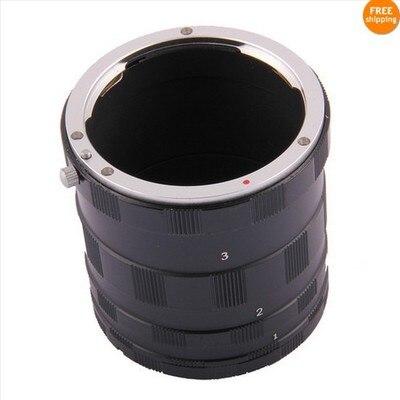 Macro Extension Tube 3 Ringe für Sny Alpha Minolta MA AF Kamera Objektiv A900 A99 A65 A77 A700 A37 A35 A33 A55 A57 A58 A580 A330