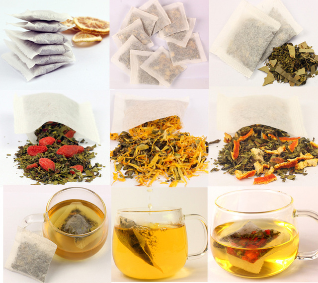 50 different kinds Teabag, including Black/Green/White/Yellow/Jasmine Tea bag,Puerh,Oolong,Tieguanyin,Slimming Herbal tea,CTD500