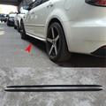 Universal PP Car-Styling Side Body Kit Skirt for BMW Mercedes Benz Volkswagen Audi Nissan Toyota