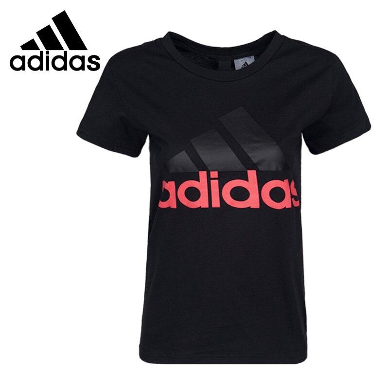 Original New Arrival 2017 Adidas ESS LI SLI TEE Women's T-shirts short sleeve Sportswear original new arrival 2017 adidas club tee men s t shirts short sleeve sportswear