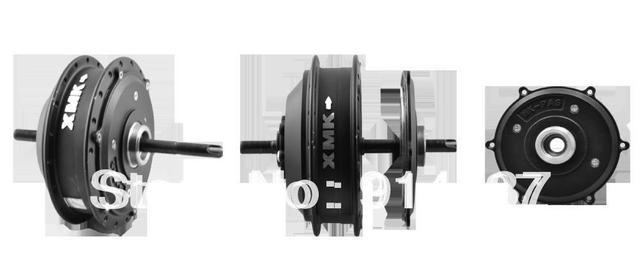 48V E Bike Torque sensor + Motor