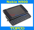 Nokia N900 abierto original 3 G GSM teléfono móvil del teclado ruso disponible WIFI GPS 5MP 32 GB de almacenamiento interno dropshipping