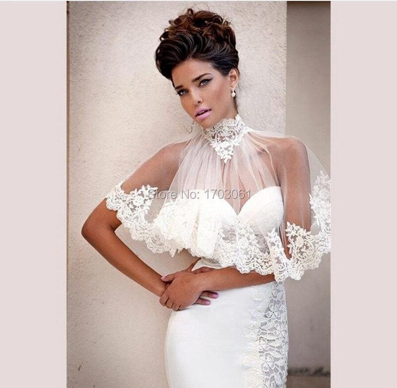 lace bolero wedding