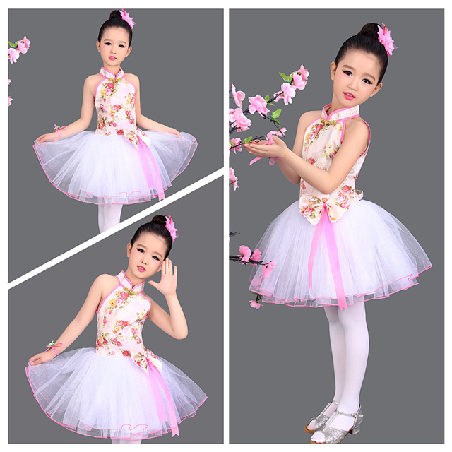 155198e70 Children s classical costumes dress girls princess dress Chinese ...