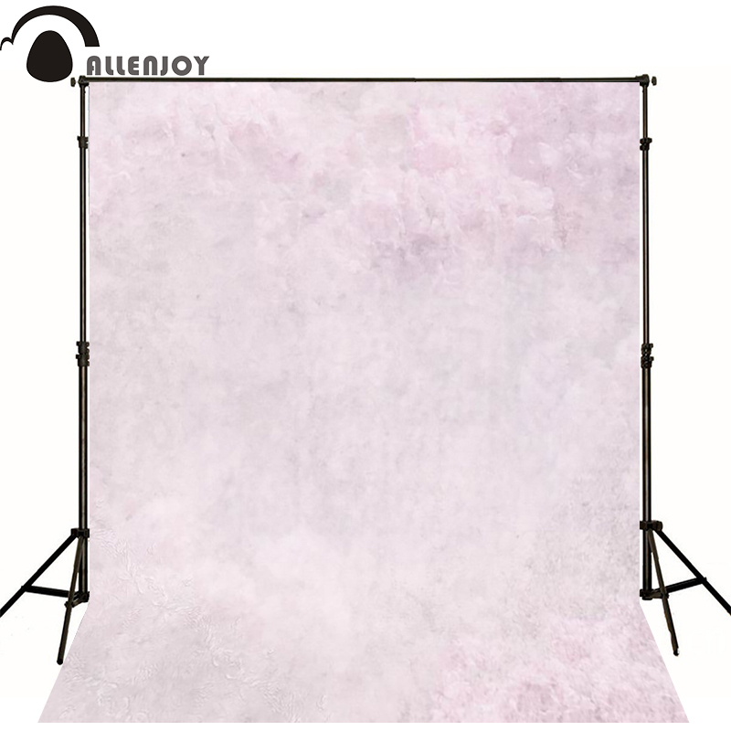 Plain Baby Pink Wallpaper: Allenjoy Photo Background Cute Pink Solid Color Backdrop