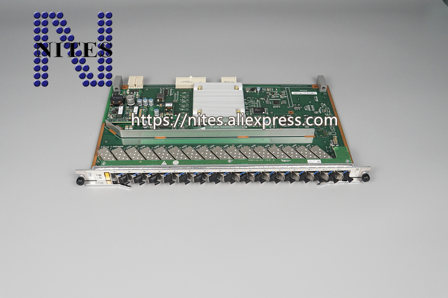 Ma5608t Olt Factories And Mines Sfp Modules For Ma5680t Ma5683t Purposeful Original Hua Wei 16 Ports Gpfd Gpon Board With 16pcs Class C+