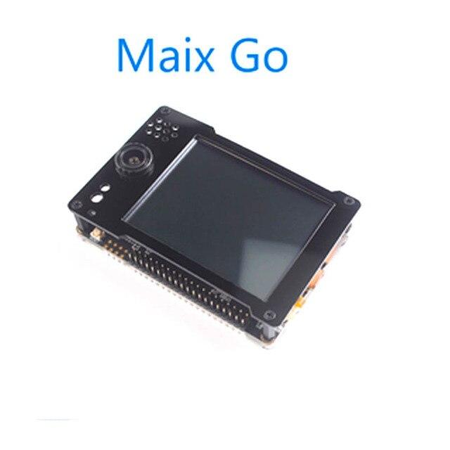 Sipeed MAIX ללכת K210 AI כיס Deluxe מלוא תכונות פיתוח לוח עם מעטפת המשולב הבאגים