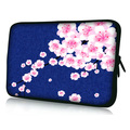 "Free Shipping  Blue 7"" Tablet Laptop Neoprene Sleeve Pouch Case Bag For 7.9"" Apple Ipad Mini w/Cover"