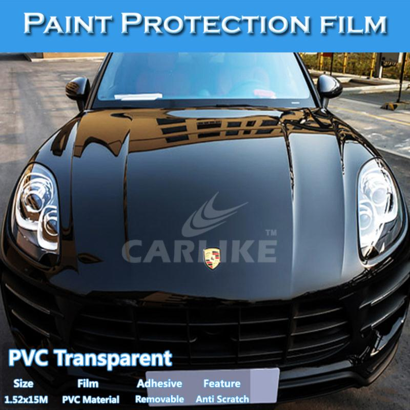 CARLIKE Hot Sales Easy Install Anti Scratch PPF Car Body Protective ...