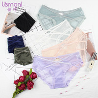 Panties For Woman Underwear Sexy Lace Female Panty Hollow Transparent Briefs Panties For Woman Underwear YS001
