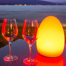 LED outdoor bar table lamp USB charging desk lamp22*28cm bedroom study decoration on bedside