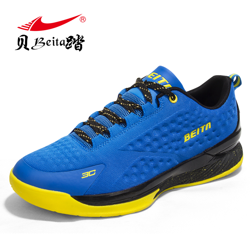 Beita Men Basketball Shoes Bounse Technology Cushioning Breathable Sneakers Sport Shoes Basket De Marque Street Basketball peak sport speed eagle v men basketball shoes cushion 3 revolve tech sneakers breathable damping wear athletic boots eur 40 50