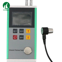 Portable Ultrasonic Thickness Gauge Leeb332 Measuring Sound Velocity of Known Thickness