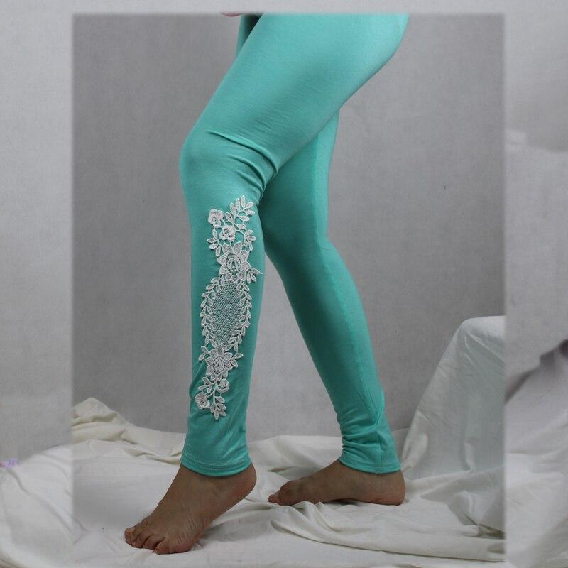 leggings   XS-7XL summer   leggings   women Lace   legging   pants fashion hollow female pants plus size 7xl 6xl 5xl 4XL 3xl xxl s
