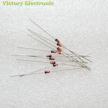 250pcs IN4746 1N4746 Zener Diode 1W 18V