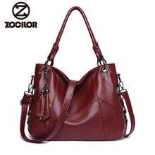 Fashion 2018 Tassel Women Handbags Designer Shoulder Bag High Quality PU Leather Bags Women Chain Ladies Hand Bag Tote Sac