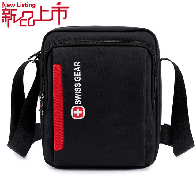 Buy 2017 high quality men 39 s famous brand logo messenger bag men shoulder bags for Travel gear brand