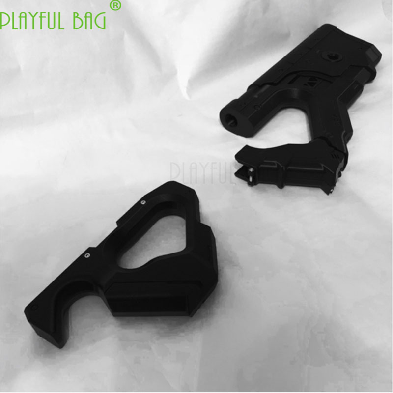 JinMing XM316 Water Bullet Gun Refitted Accessories Fled From The CQR DEX Sisters Version Rear Support Handgrip Suite KI64