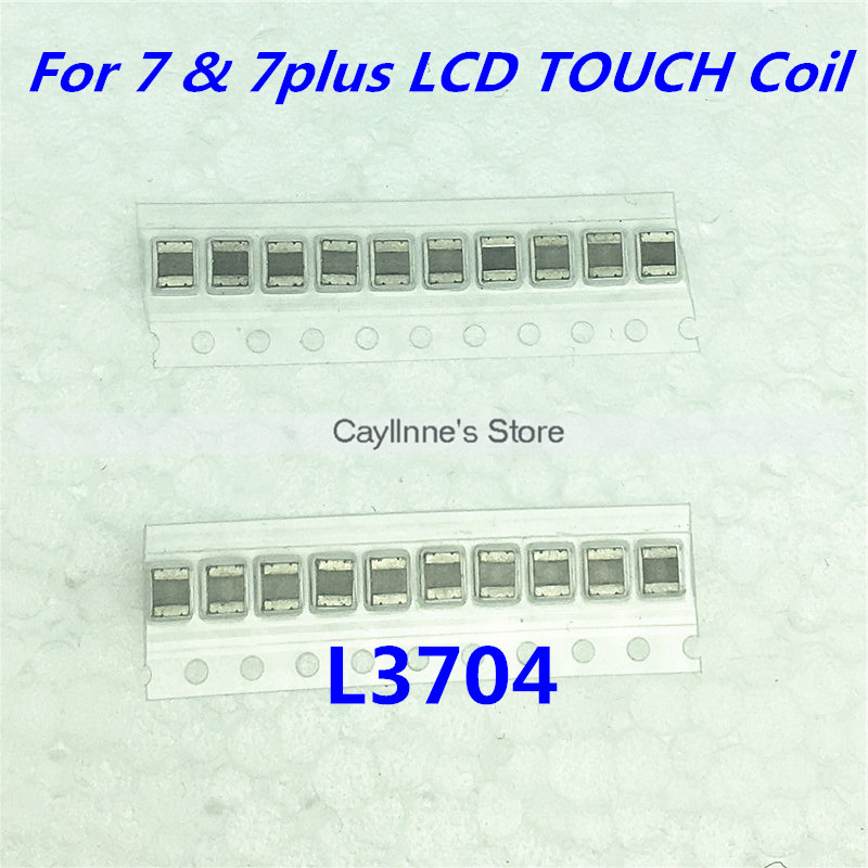 Collectibles Advertising Popular Brand 10pcs/lot L3704 For Iphone 7 & 7plus Display Lcd Led & Touch Power Supplies Coil Ic Chip On Motherboard Buy One Give One