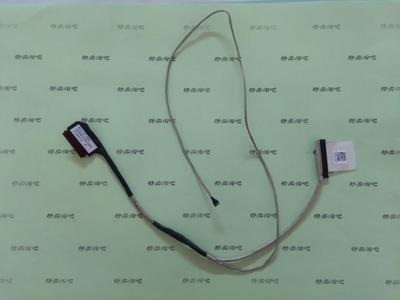 WZSM ny laptop LCD-videokabel för Dell 5558 3558 5555 Inspiron 15-5000 15UR N5558 N5559 bärbar kabel P / N DC020024C00 0MC2TT