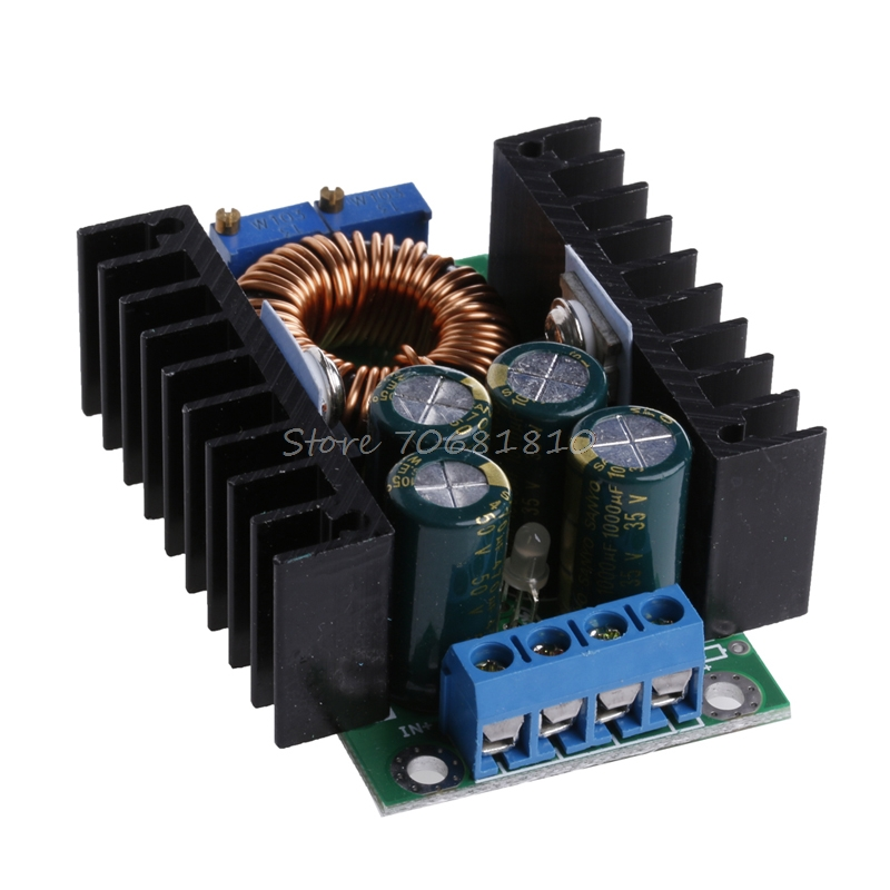DC DC Step Down Adjustable Constant Voltage Current Power Supply Module R179T Drop Shipping